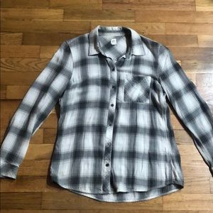 Women's lightweight flannel